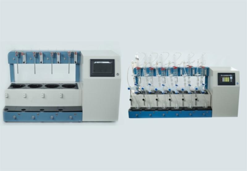 中药材二氧化硫蒸馏仪